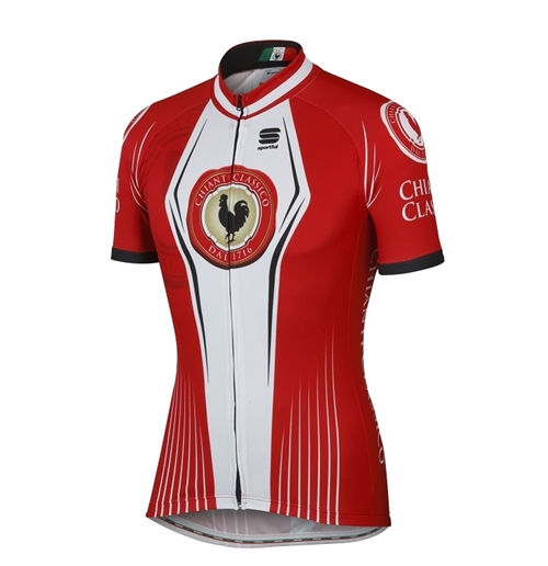 Red Cycle Men's Jersey - Sale!