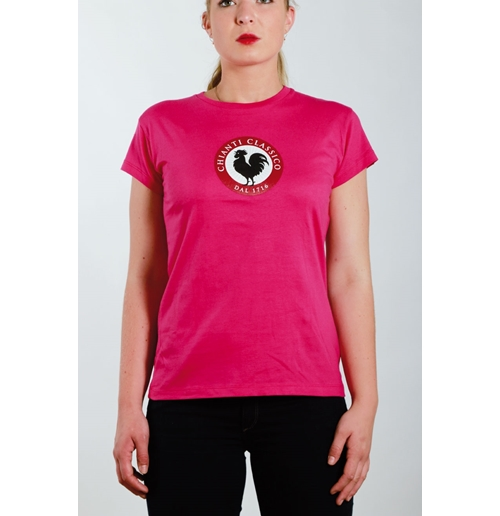 T-shirt Donna Lampone