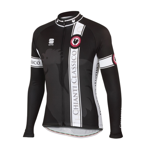 Black Cycle Men's Jersey