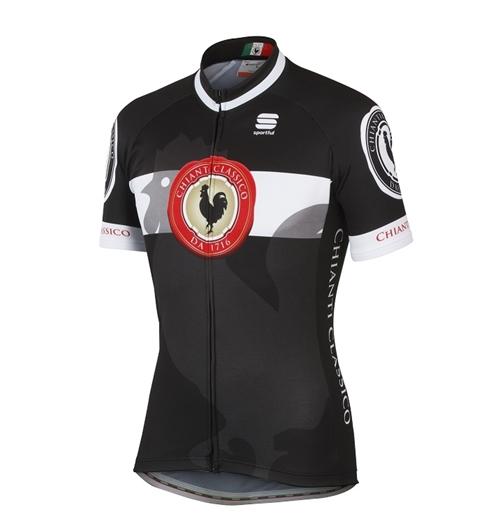Black Cycle Men's Jersey - Sale!