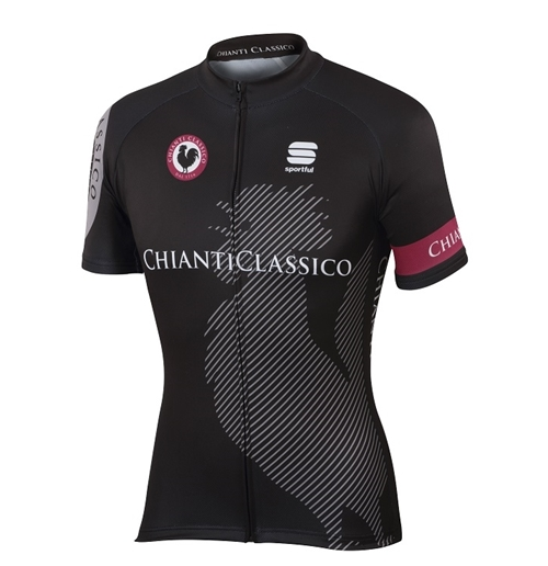 2016 Black Cycle Jersey