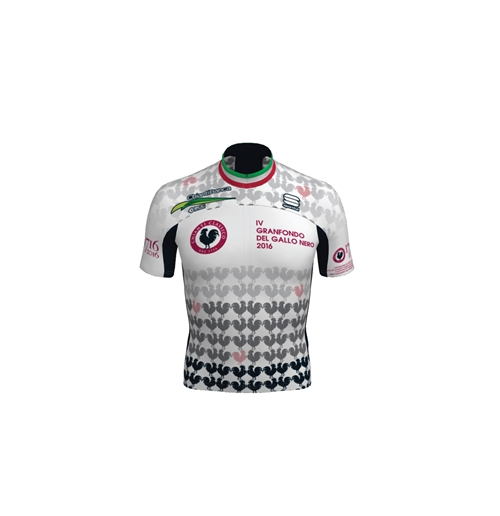 Granfondo del Gallo Nero 2016 celebratory Jersey
