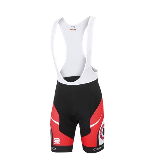 Red Cycle Bib Shorts