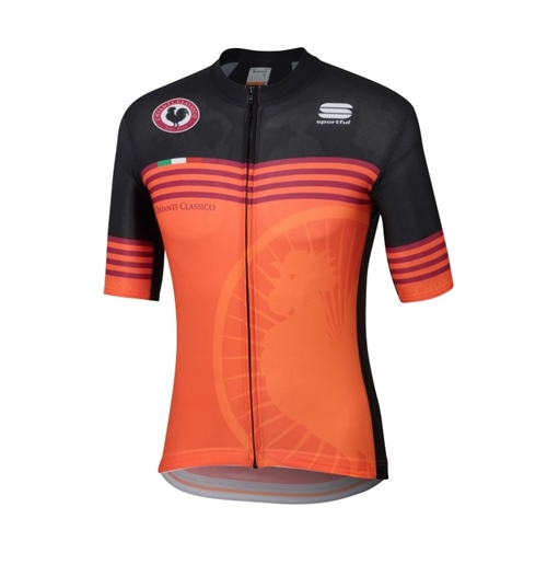 Gallo Nero Orange Jersey